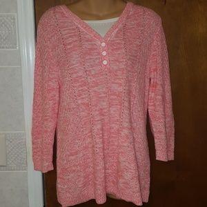 NWT Christopher & Banks Sweater Size Medium